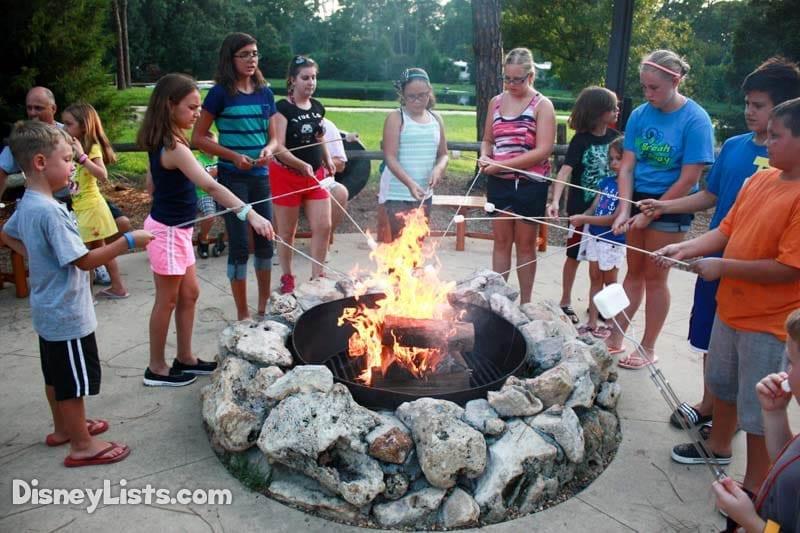 Sing Along Campfire