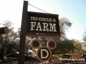 Tri Circle D Ranch at Fort Wilderness Campground