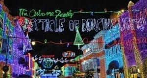 Osborne Festival of Dancing Lights