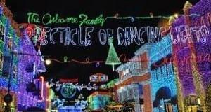 Osborne Festival of Dancing Lights