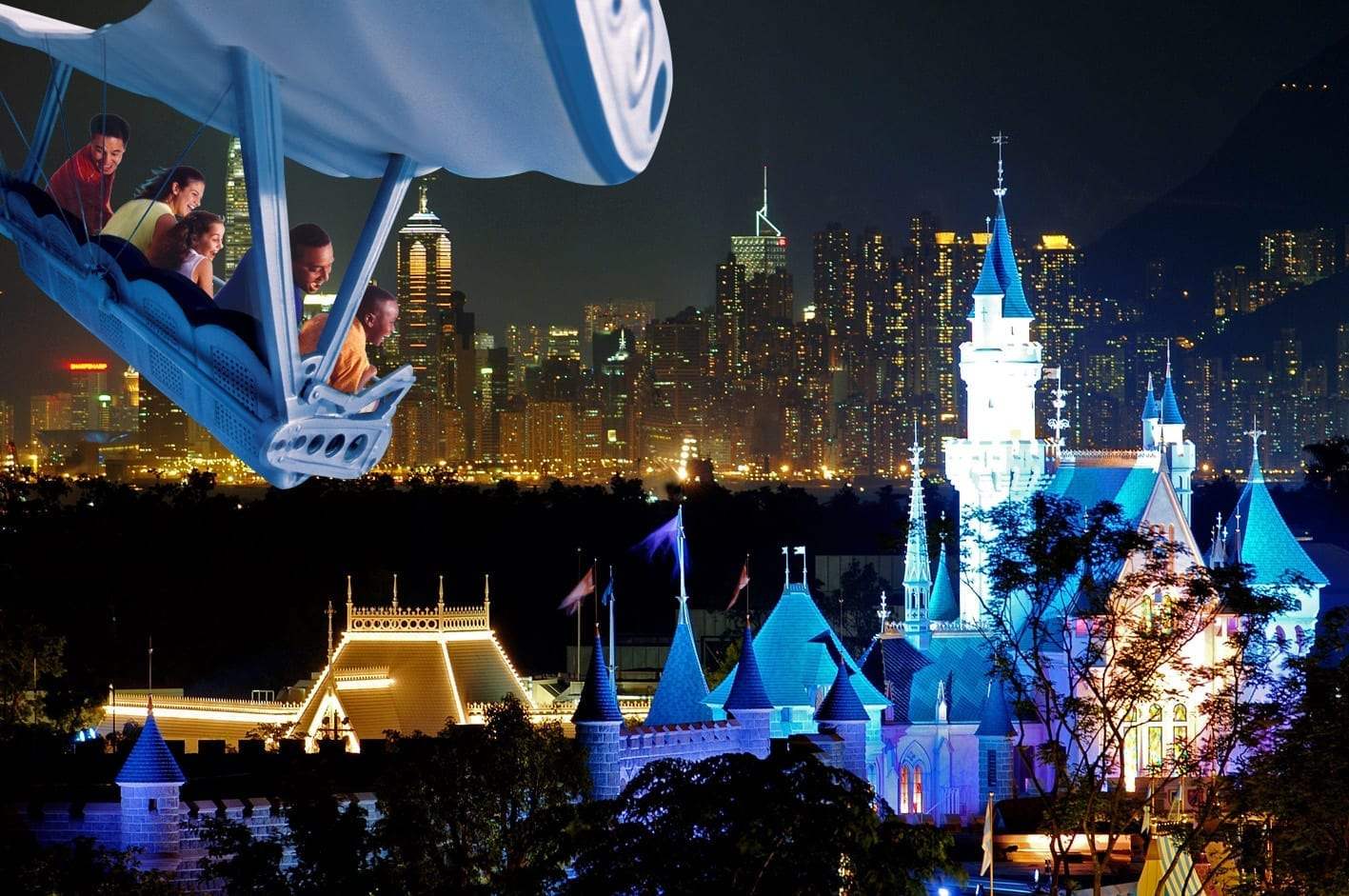 Sneak Peek New Soarin Around The World Disneylists Com