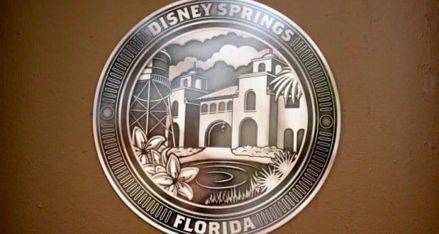 Disney Springs Seal