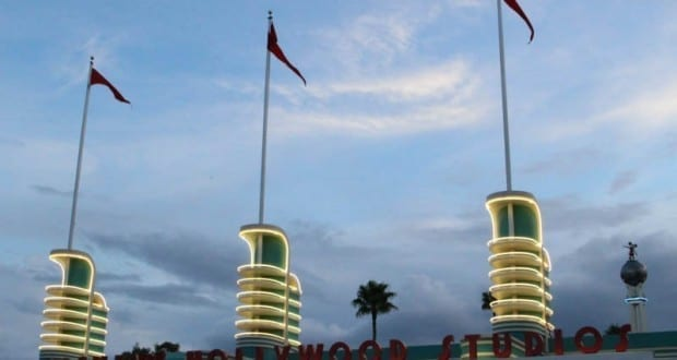 Hollywood Studios Entrance - News