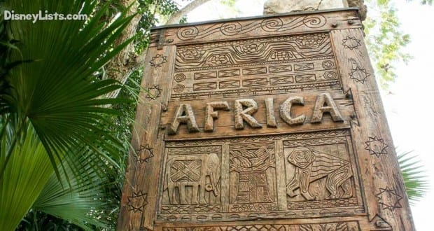 Animal Kingdom Africa