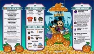 Mickey's Not So Scary Halloween Map part 1