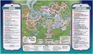 Mickey's Not So Scary Halloween Map part 2