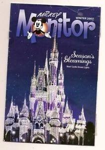 Mickey Monitor Cover