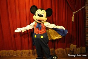 Mickey at Town Square