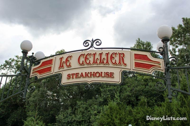Le Cellier Steakhouse