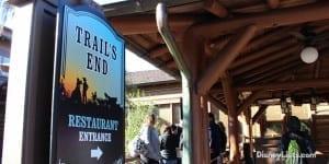 Trails End Restaurant Fort Wilderness