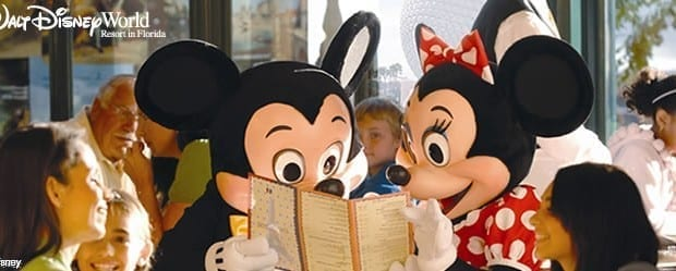 Mickey & Minnie Dining