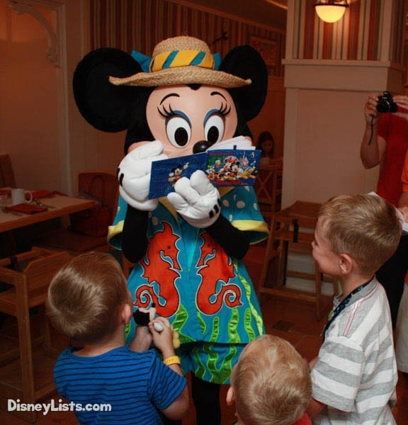 Character Dining at Disney World - What You Need to Know ...
