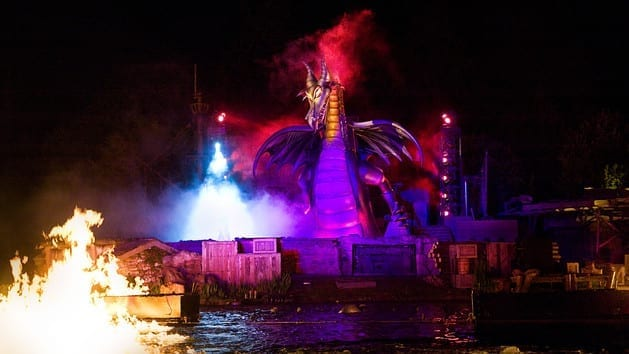 Fantasmic Dragon