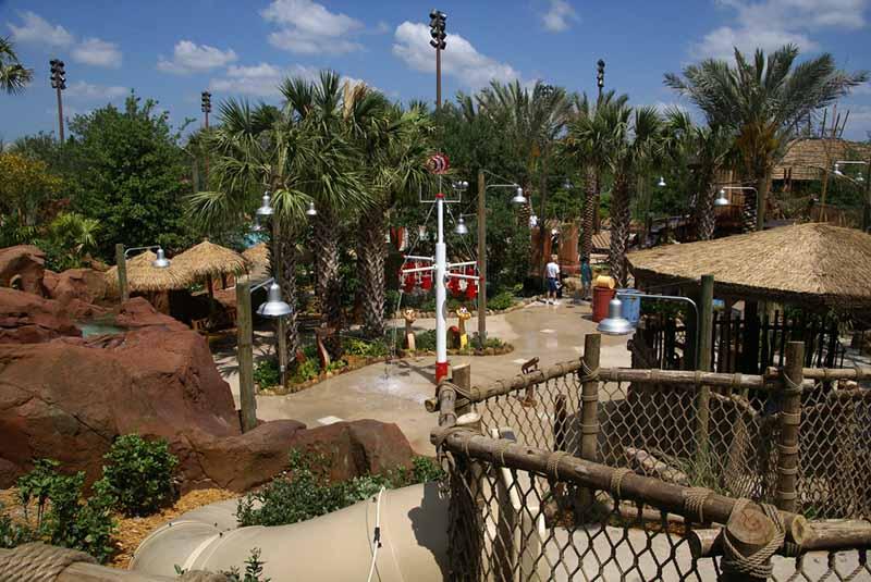 Kidani Village Water Playground