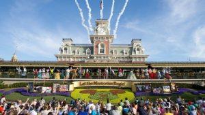 Magic Kingdome Opening Show
