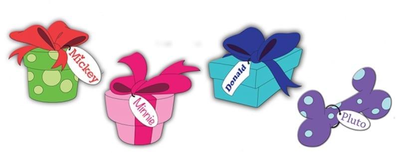 Gift Card Pins