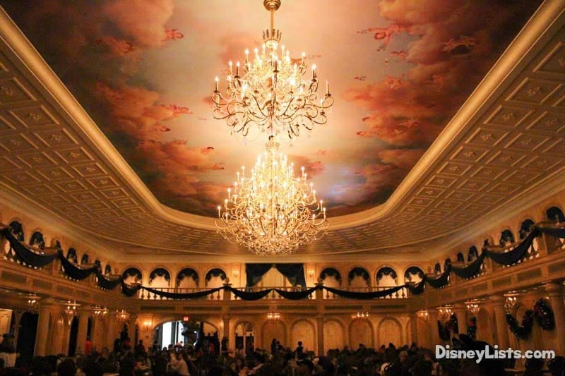 Be Our Guest Ballroom