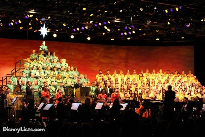 Candlelight Processional Chior