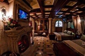 Cinderella Castle Suite