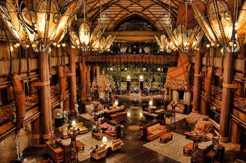 Safari Tour At Animal Kingdom Lodge