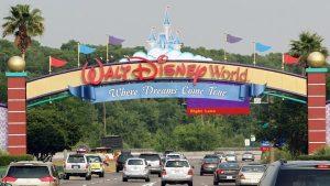 Disney Entrance - News