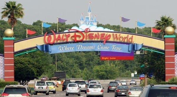 Disney Entrance - News