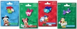 Pin Gift Cards