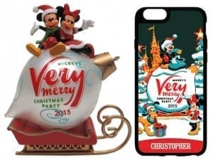MVMCP Ornament and Smart Phone Case