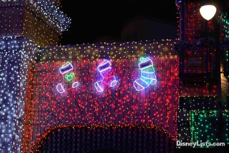 Osborne Lights Stockings