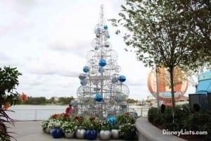 West Side Tree