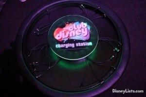 club disney charging station