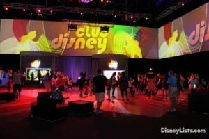 Club Disney Interior