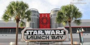 Launch Bay Exterior