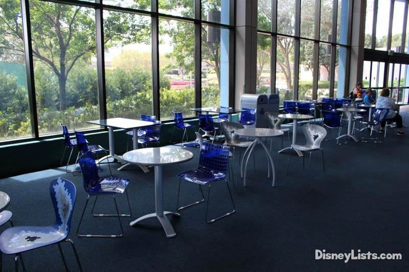 Innoventions West Rest Area