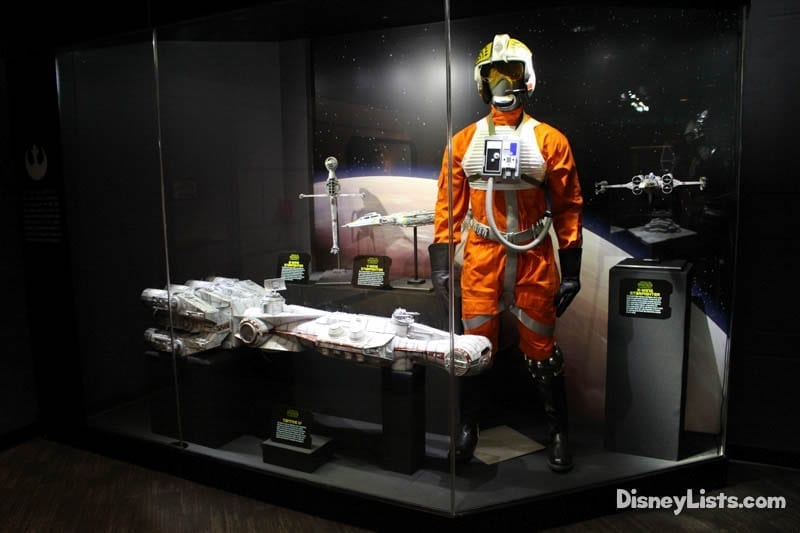 Launch Bay Artifacts