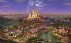 Disneyland China Concept Art