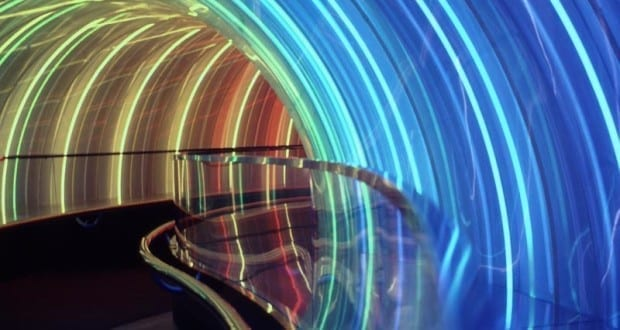 ImageWorks Rainbow Tunnel