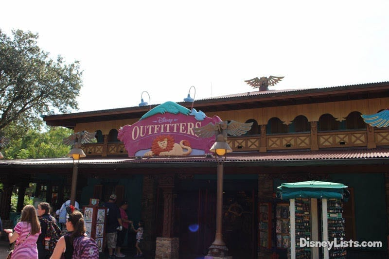AK Disney Outfitters