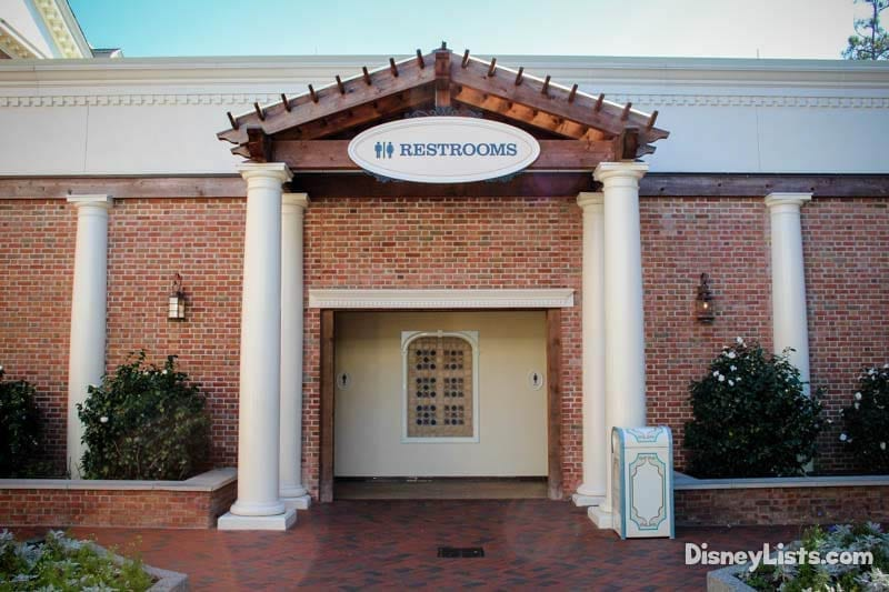 American Adventure Restrooms-2