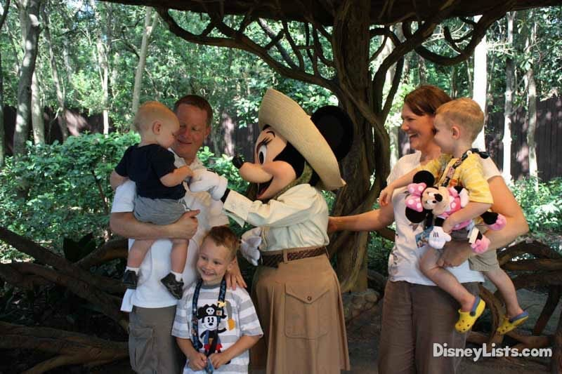 Baby Meets Minnie