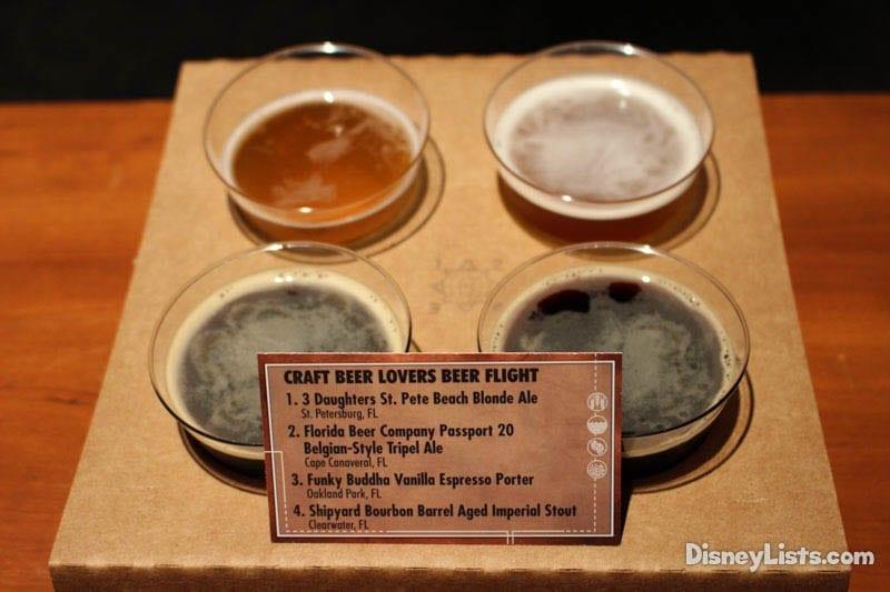 Beer Flight F&W15