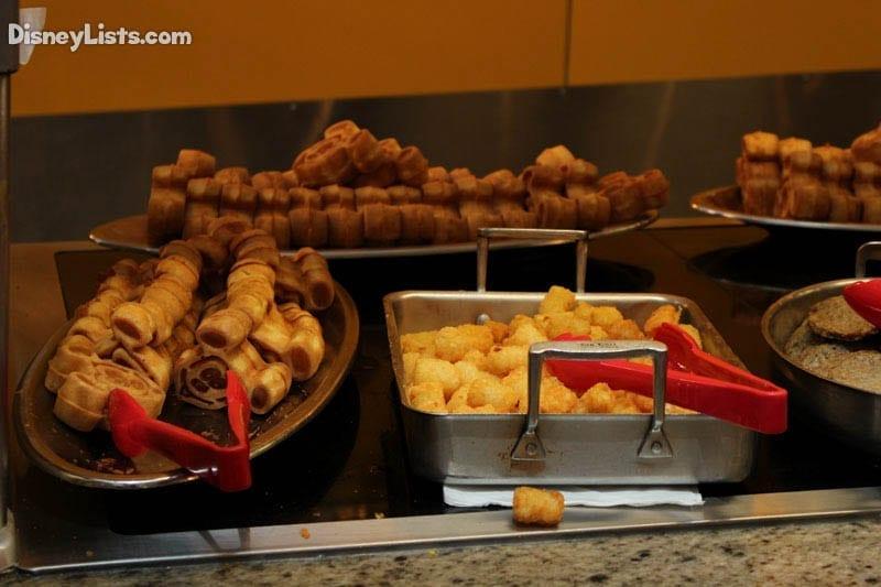 Chef Mickey's Breakfast-2