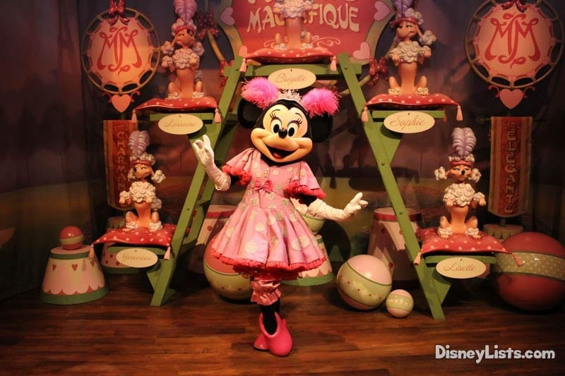 Circus Minnie