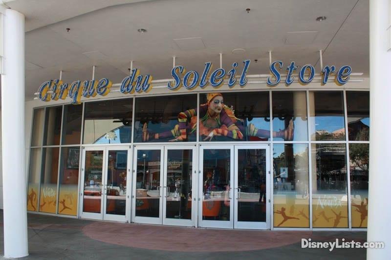 Cirque Store
