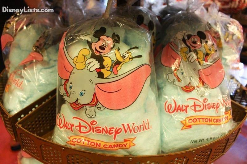 Best Junk Food At Walt Disney World Disneylists Com