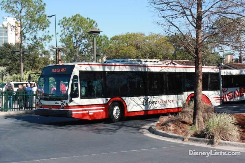 Disney Bus