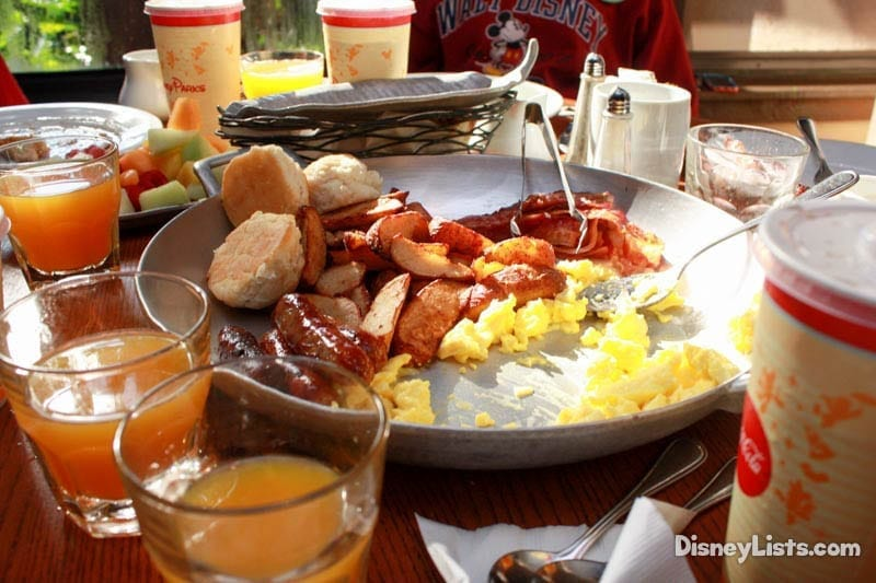Ohana Breakfast Plate