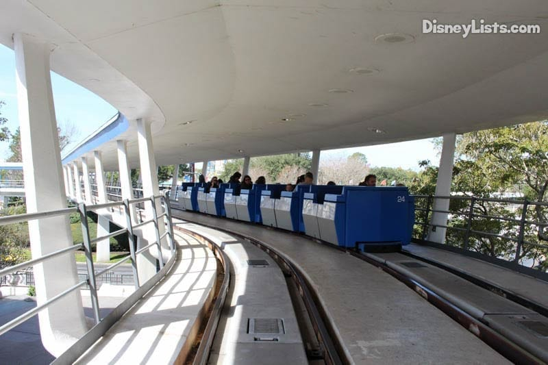 People Mover Track