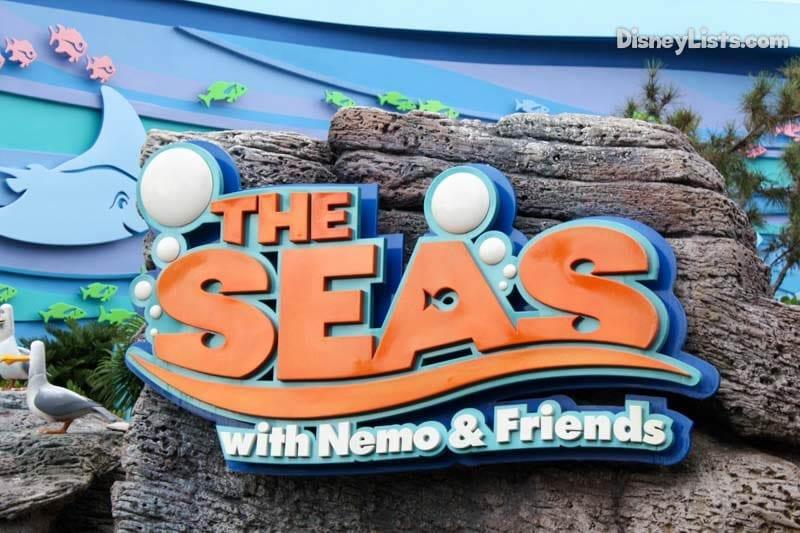 Seas with Nemo
