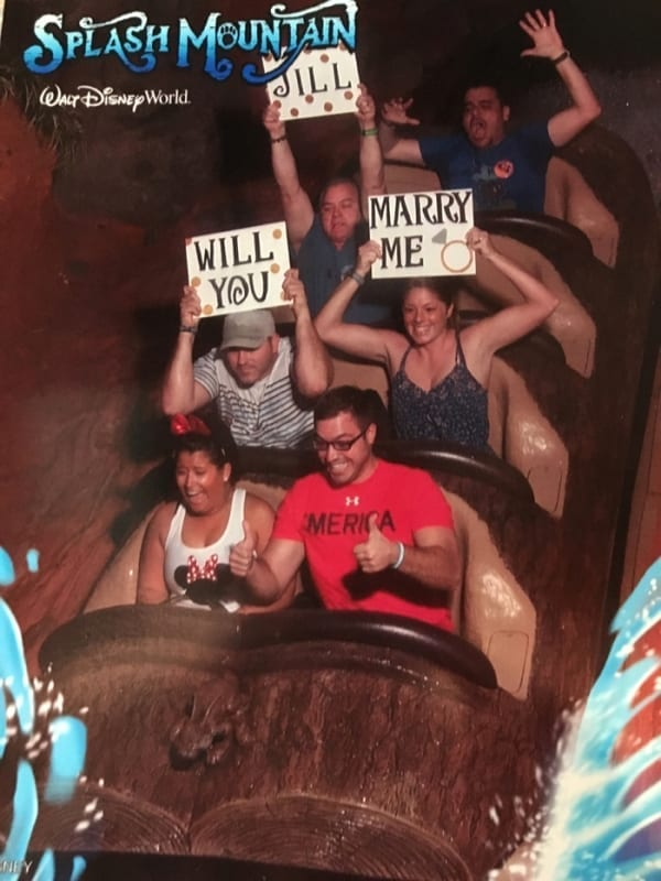 Splash Mountain Disney World Proposal